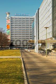 Haus des Berliner Verlages Deutschland Berlin / House of Berlin Publisher Germany Berlin