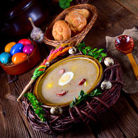 Zurek: Polish Easter soup for the festive season