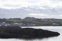 Djupivogur, Eastfjord, Iceland