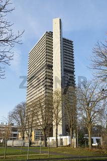 UN-Hochhaus 'Langer Eugen' in Bonn, Deutschland