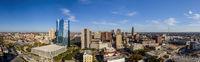 Aerial View Of San Antonio, Texas