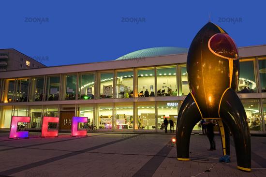 Rocket Fairydust, Berlin Congress Centre