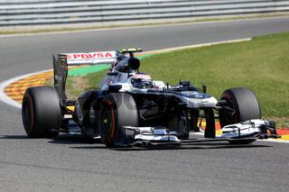 Valtteri Bottas, Williams Renault F1