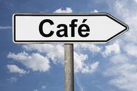 Wegweiser Café | signpost Café (Coffee shop)