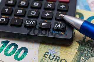 Taschenrechner Buchhaltung