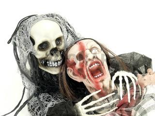 Gevatter holt Zombie