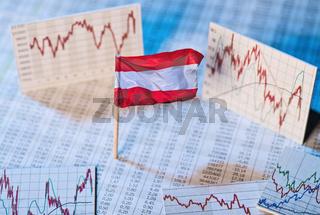 Entwicklung der Wirtschaft in Österreich