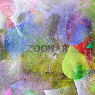 form farbe verlauf kontrast quadrat hintergrund