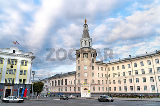 Cheboksary/Russia -03.05.20:The Chuvash State Agricultural Academy