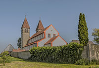 St. Peter and Paul, Reichenau Island on Lake Constance