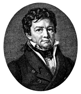 Johann Heinrich Daniel Zschokke or Johann von Madgeburg, 1771-1848, German writer and educator,