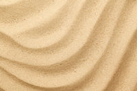 Wavy Sea Sand Background