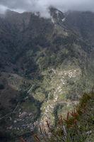 Nonnental - Nun's Valley, Madeira