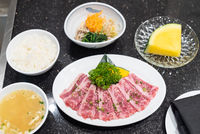 Yakiniku Lunch set