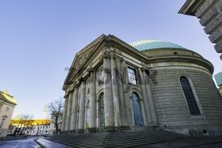 St. Hedwigs Kathedrale, Bebelplatz, Berlin, Deutschland
