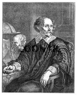 Samuel Coster, 1579- 1665, a Dutch playwright,