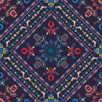 Hungarian embroidery pattern 46