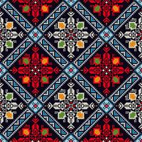 Romanian traditional pattern 23