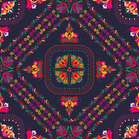 Hungarian embroidery pattern 43