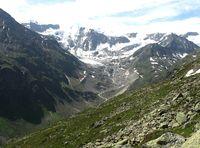 Taschach Glacier