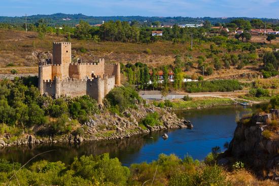 Almourol castle - Portugal