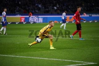 1. BL: 19-20: 15. Sptg. Hertha BSC Berlin - SC Freiburg