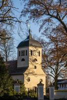 village church Berlin-Kladow, Germany