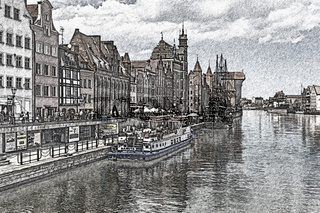 Danzig, Polen   Gdansk Poland