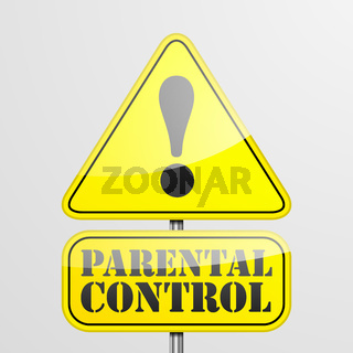 RoadSign Parental Control