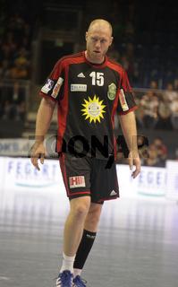 slowenischer Handballspieler Ales Pajovic 2013/14 TuS Nettelstedt Lübbecke,Nationalspieler Slowenien