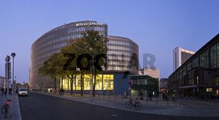 Traenenpalast am Bahnhof Friedrichstraße, Berlin
