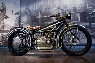 BMW Motorrad-Oldtimer