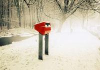 dutch  post box