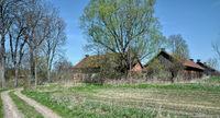 Village of Zywkowo,Masuria,Poland