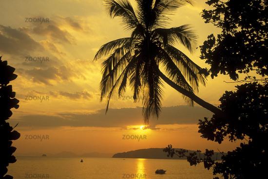 THAILAND KRABI AO NANG RAILAY BEACH