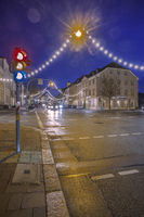 Christmas town Hof