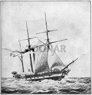 Sphinx (1829) - a paddle steamer, initially rated as a corvette, of the French Navy.