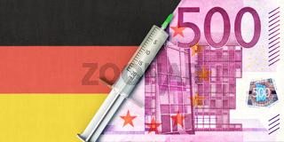 Gesundheitswesen und Kosten in Deutschland
