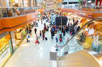 Airport hall Sabiha Gokcen Istanbul