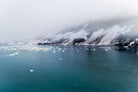 Horn Sound, Spitsbergen, Norway