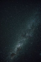 milky way of the southern hemisphere