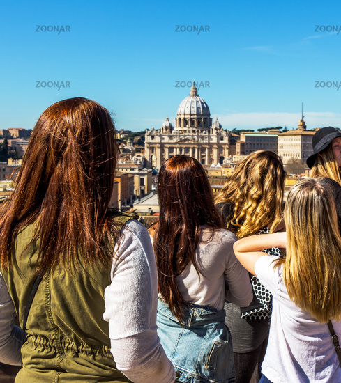 Italy, Rome, St Peter's Basilica