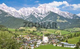 Maria Alm am Steinernen Meer,Salzburger Land,Oesterreich