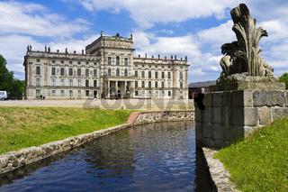 Schloss Ludwigslust, Mecklenburg-Vorpommern, Deutschland