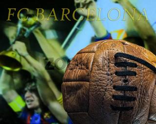 Fussball Barcelona,