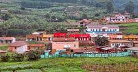 Village Muhanga in Uganda