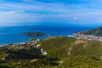 Budva coastline - Montenegro