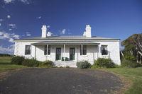 Weathered House Tasmania