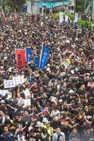 Hong Kong protest of extradition law