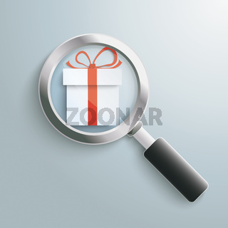 Paper Gift Loupe PiAd